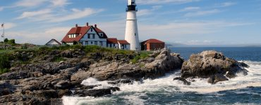 Maine Photo Lighthouse