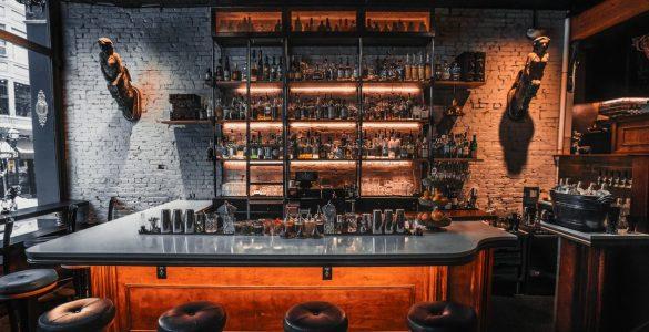 Cocktail bar Portland Maine